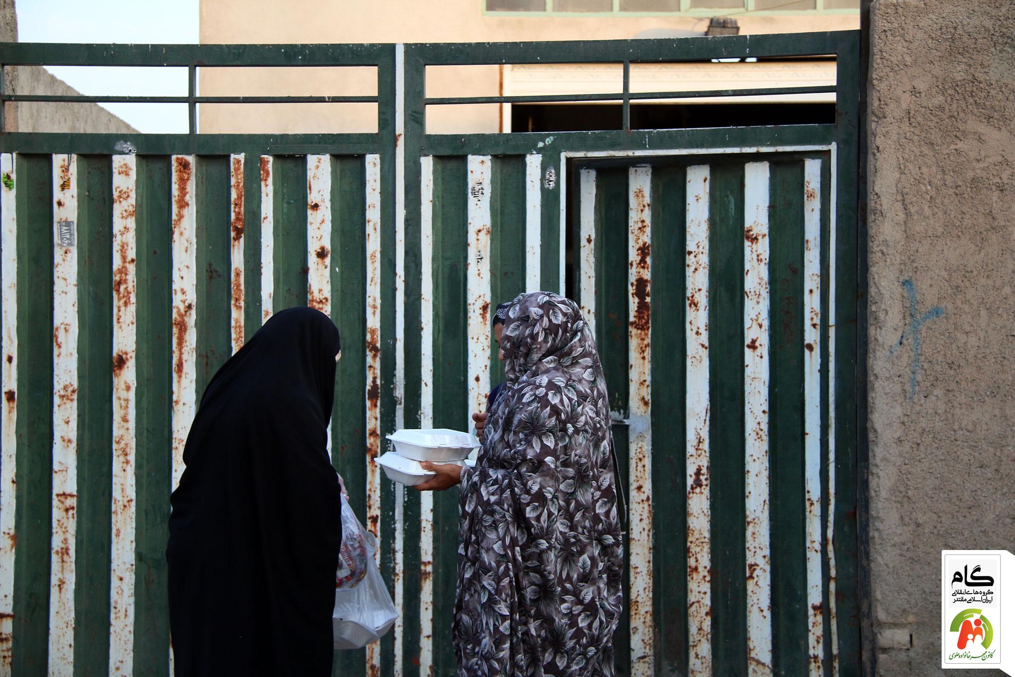 پنجمین اطعام آسمانی عید غدیر خم